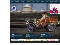 London to Brighton Veteran Car Run - The 3 day programme