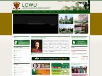 lcwu.edu.pk University, University Administration, Syndicate
