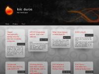 Loic Duros | lduros.net