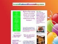 learnballoondecorating.info balloon decorating,balloon decorating course,balloon decorating school