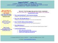 learntcpip.com (Requirements Page), Th