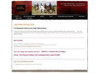 Home - Lee Valley Riding Club