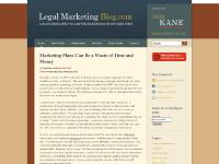 Legal Marketing Blog | Legal Marketing Blog | Business Development Coaching for Lawyers | Kane Consulting