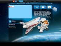 liten legospace.com skärmbild