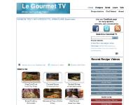 Le Gourmet TV | Recipe Video | Cooking Video | Wine Video