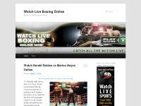 Marco Antonio Rubio, Marco Antonio Rubio vs Matt Vanda, Matt Vanda, middleweight title.