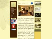 The Leicester, Leicester Street Southport 01704 530049 - Guest Houses and Hotels