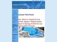 Pool Equipment, Liners- Steps, Salt Chlorination, Salt Chlorination Operation-Maintenance