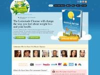 visa lemonadecleanse.com data