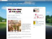LETRAS - EAD- UFRPE - POLO CARPINA