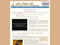 House Cleaning Checklist - Let's Clean Up!
