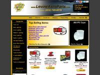 Levine Automotive Autoxray Code Scanners, Touchup Paint, Truck Lite...
