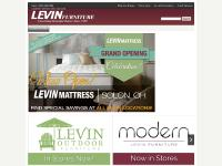 Pittsburgh Furniture | Cleveland Furniture | Mattress Retailer | LEVIN Furniture Home Page