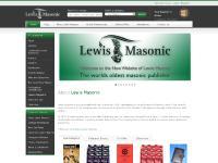lewismasonic.com rituals handbooks esoteric humour talks/speeches general titles CD-ROMs DVDs