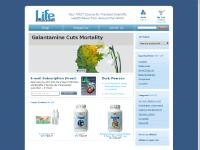 life-enhancement.com life extension, galantamine, dhea