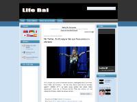 lifebal.blogspot.com Início, Tiras e Memes, Redes Sociais/Contato