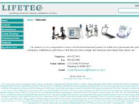 LifeTec Inc. - Welcome