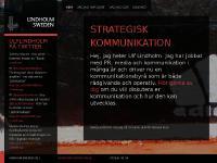 Lindholm Sweden | Kommunikation, PR, copy