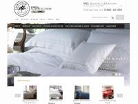 Household linens:duvets, sheets, egyptian cotton sheets - The Linen House