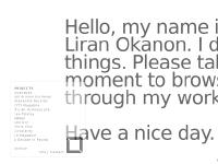 Liran Okanon - Welcome