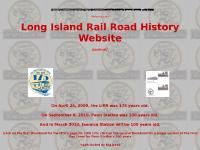 lirrhistory.com this petition, Bob Andersen, LIRR Timeline