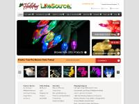 litesource.com wholesale holiday lights, wholesale led lights, wholesale led