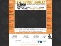 LITTLEPORT HARLEY - Ancestral home of William Harley, co-founder of Harley Davidson Motorcycles