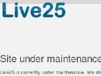 live25.co.uk - live25