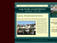 Oak Park Apartments - One and Two Bedroom Apartments in Parkland/Spanaway, WA