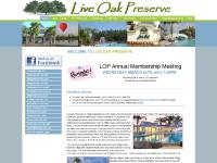 liveoakvillages.com live oak preserve, tampa, new tampa