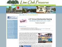 liveoakvillages.com live oak preserve, tampa, new tampa