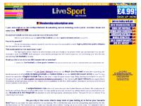 Livesportnetwork.com – The Ultimate Sports Streams Web site on the Internet