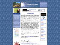Living on Solar - How we use solar power