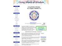 livingwordsofwisdom.com words of wisdom, motivational words, your best life now