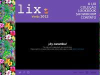 lixfashion.com.br