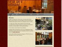The Sal Bar & Restaurant - Llandeilo, Carmarthenshire, Wales