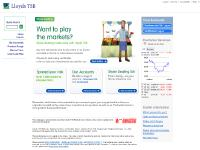 Lloyds TSB Share Dealing