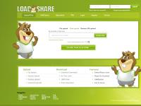 LoadnShare - Easy way to share your files