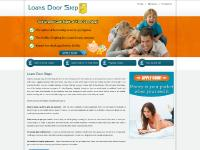 loansdoorstep.co.uk doorstep loans, door collection loans, quick doorstep loans