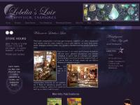 lobeliaslair.com Shoppe, Antique and Collectables, Tarot Readings