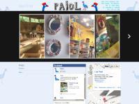 Loja Paiol, loja de arte e artesanato da Frei Caneca