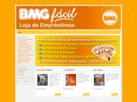 lojasbmgfacil.blogspot.com Início, Banco BMG, Início