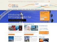 The EDF Energy London Eye's official website for the best online ticket prices, guaranteed.