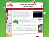 Pet sitting, dog walking and cat minding, dog kennels