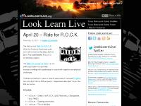 Look Learn Live | A Texas motorcycle safety and awareness campaign