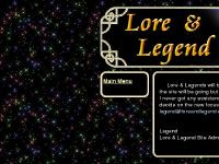 Lore & Legend