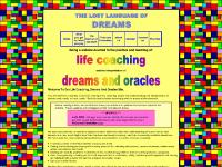 lostlanguageofdreams.co.uk tarot readings, dream meanings, life coaching in scotland