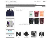 Lost Laundry - An online boutique for past season luxury designer clothing.