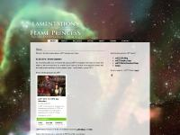 News : Lamentations of the Flame Princess : Role Playing Game Publisher : Helsinki, Finland