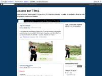 loucosportenis.com.br Início, Loucos por tênis, Anuncie aqui